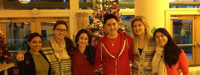 Eagle Ridge Manor Christmas Party
