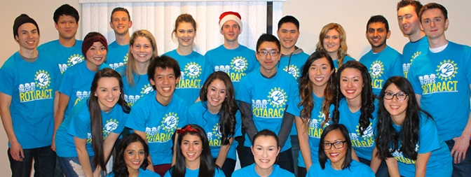 Tri-Cities Rotaract T-Shirts