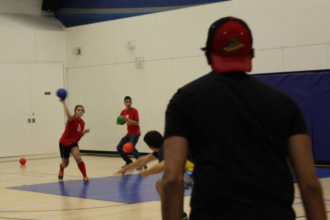 KidSport Dodgeball Tournament